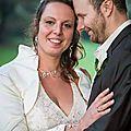 Parure de <b>mariage</b> Ondée, avec <b>collier</b>, bracelet et boucles d'oreilles originales