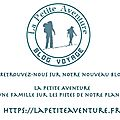 La Petite Aventure, voyage en famille