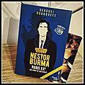 Les nouvelles aventures de Nestor Burma, Paris XXe , Les loups de Belleville, de Serguei Dounovetz