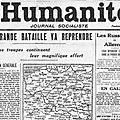 La Grande bataille va reprendre (26 août 1914)