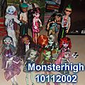 Passion monster high