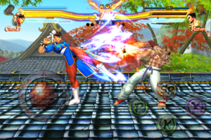 SFxT Mobile Screenshot 2
