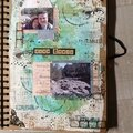 Art journal Gwendo partie 1