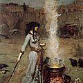 Le cercle des fées et les ronds de sorcières
