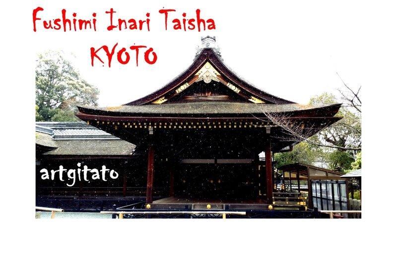 Kyoto Fushimi Inari Taisha Artgitato 4