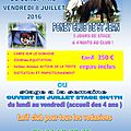 stage equitation montpellier : ouvert tout <b>juillet</b> 2016!!!!