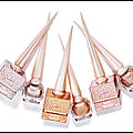 Laque <b>Ongles</b> Goldissima - Laque <b>Ongles</b> Preciosa - Laque <b>Ongles</b> Irisa - Collection Les Metalinudes - Christian Louboutin