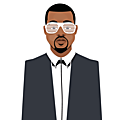 OFFICEVIBE CREATIONS : KANYE WEST