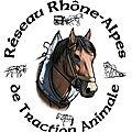 Le Réseau Rhône Alpes de Traction Animale