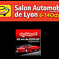 Salon Automobile de Lyon 2007-Mythique! 60ans de <b>Ferrari</b>