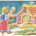 HANSEL ET <b>GRETEL</b> EN 3D, ahahaha.