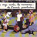 Cartes postales modernes de badminton