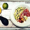 Salade qui