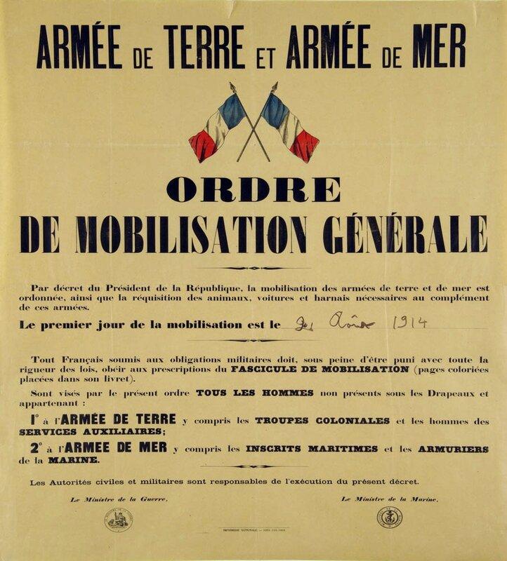 MPobilisation générale