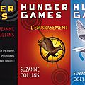 Trilogie Hunger Games