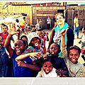 La fille de l'air à Madagascar