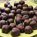 Du chocolat plein les doigts ;o)