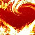 <b>Coeur</b> de feu