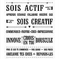 <b>Calendriers</b> Temps forts et Ateliers Dirigés 2017/2018 des Jolis Petits Papiers