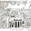 Basilique St Maurice Epinal(Vosges)