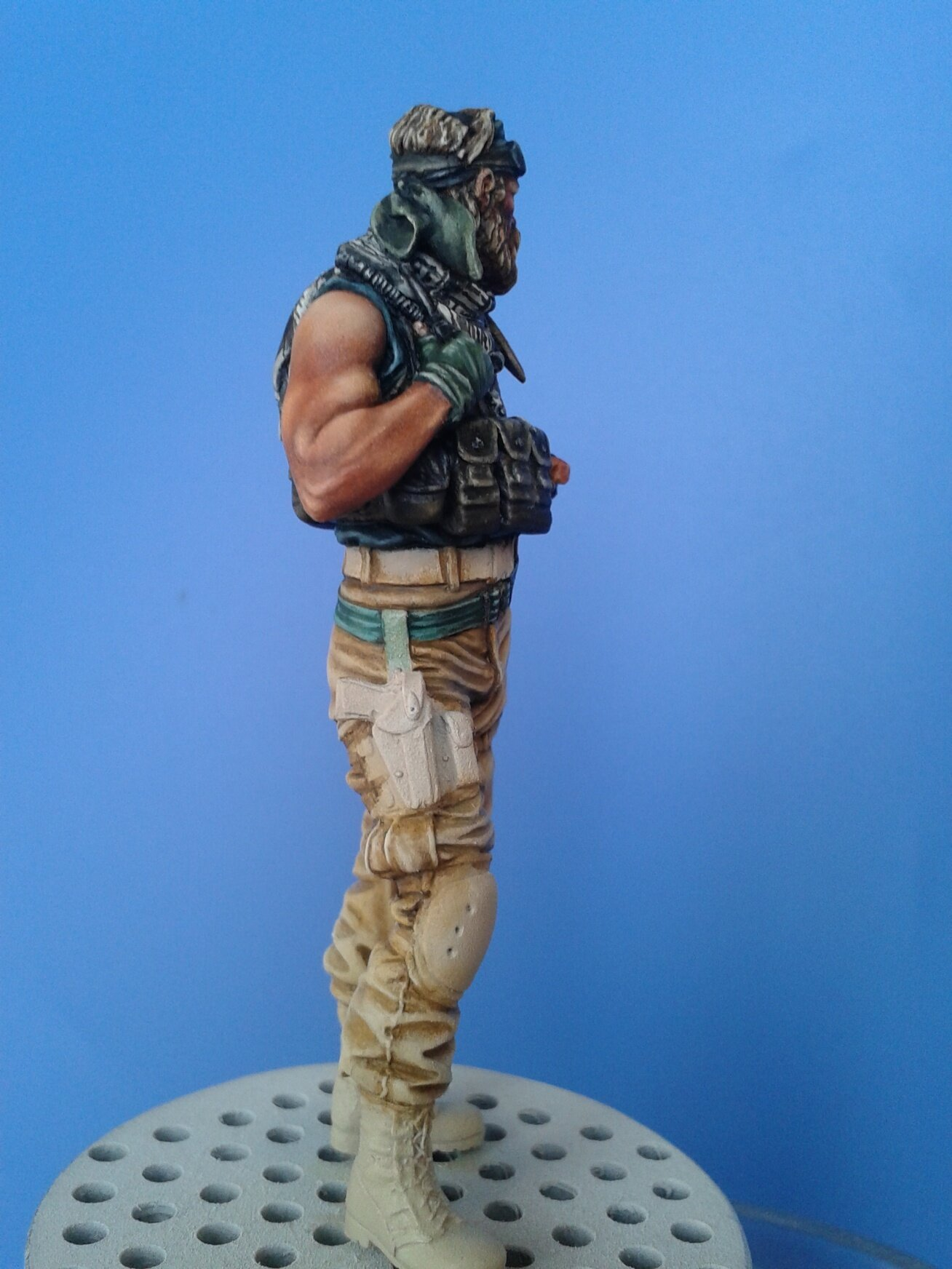 Green Beret-knight models TERMINE 104686524_o