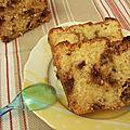 Cake coco et <b>Crunch</b>