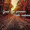 ♥ HELLO AUTUMN ♥
