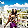 Fantastique cosplay de Dejah <b>Thoris</b> par Jay Justice !