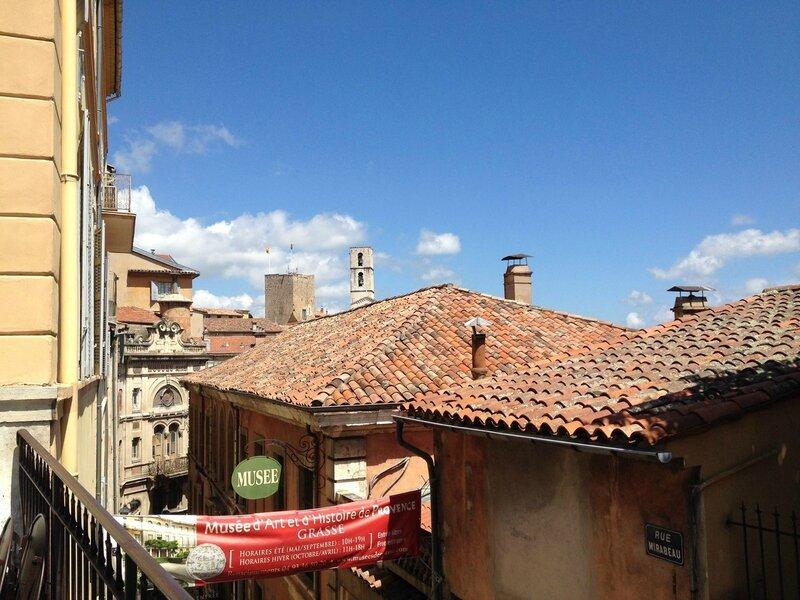 Les toits de Grasse