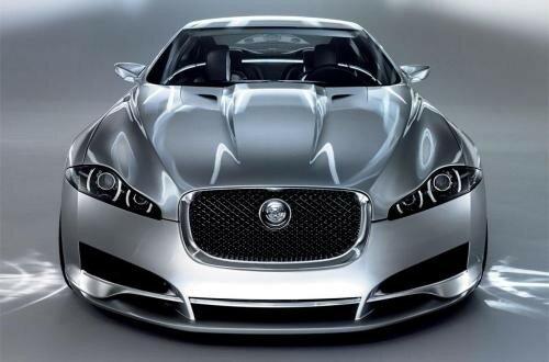 Jaguar CX-F Concept
