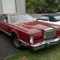 Lincoln <b>Continental</b> Mark V hardtop coupe 1977-1979