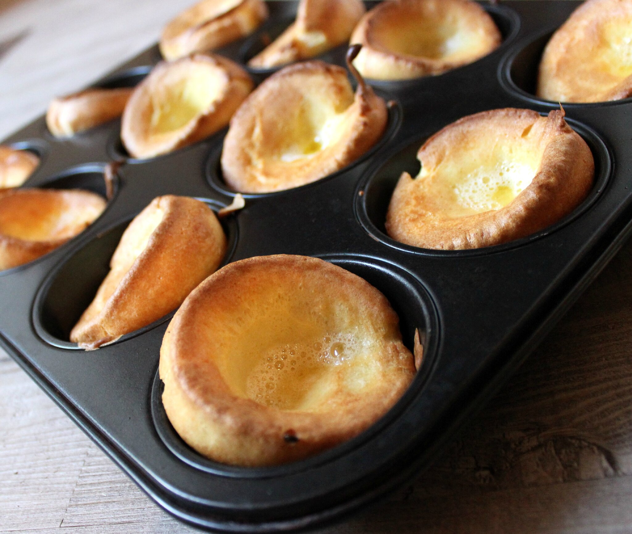 Yorkshire pudding recette anglaise d licieuse simple faire for Anglaise cuisine