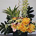 Jardinière de fleurs pour devant de tombe : large gamme de couleurs et de prix pour fleurir les extérieurs