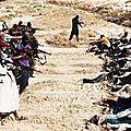 Iraq arab league: les monarques bougnoules veulent tuer le monstre Daech (EI) qu'ils ont financé