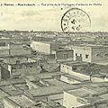 La foire de Poitiers remise - Au Maroc.