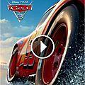 Trailer VF : Cars 3 s'offre une première bande-<b>annonce</b>