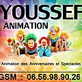 <b>Animation</b> organisation des événements