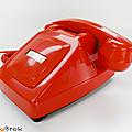 Vintage ... TELEPHONE ORANGE (1982) * Réception