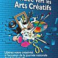 JOURNEE NATIONALE DES ARTS CREATIFS