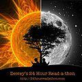 Dewey's 24 H Read-a-Thon # 9