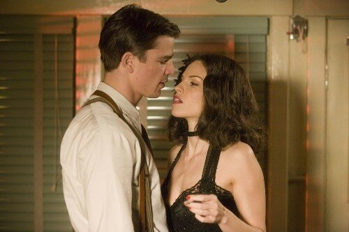 JOSH HARTNETT & HILARY SWANK