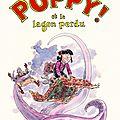 Poppy! et le Lagon Perdu, de Matt Kindt & Brian Hurtt