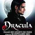 Dracula : l'Amour plus fort que la Mort - le Spectacle de <b>Kamel</b> <b>Ouali</b>
