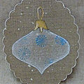Gisèle M. Protège cahier