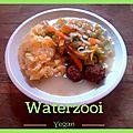 Waterzooi VeGaN aux boulettes