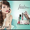 <b>French</b> Innocence - My <b>French</b> Palette - Lip Lover - Vernis à Ongles In Love - Collection Printemps 2015 - Lancôme