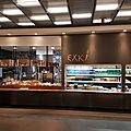 EXKI Aéroport d'Orly Paris restauration rapide