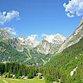 Champagny et Prolagnan la Vanoise