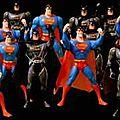 La petite histoire des <b>super</b>-<b>héros</b>
