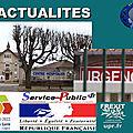 Menace de fermeture des urgences de nuit à Clamecy : 30 maires de la Nièvre démissionnent